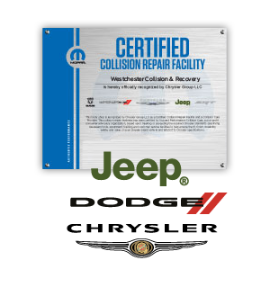 Mopar Certified Collision Repair Facility