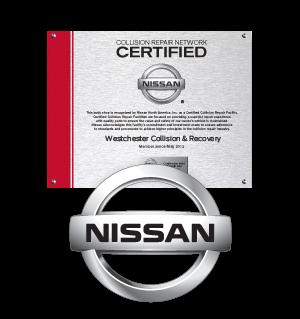 Nissan Certified Repair Shop