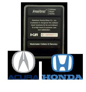 ProFirst Acura & Honda Certified